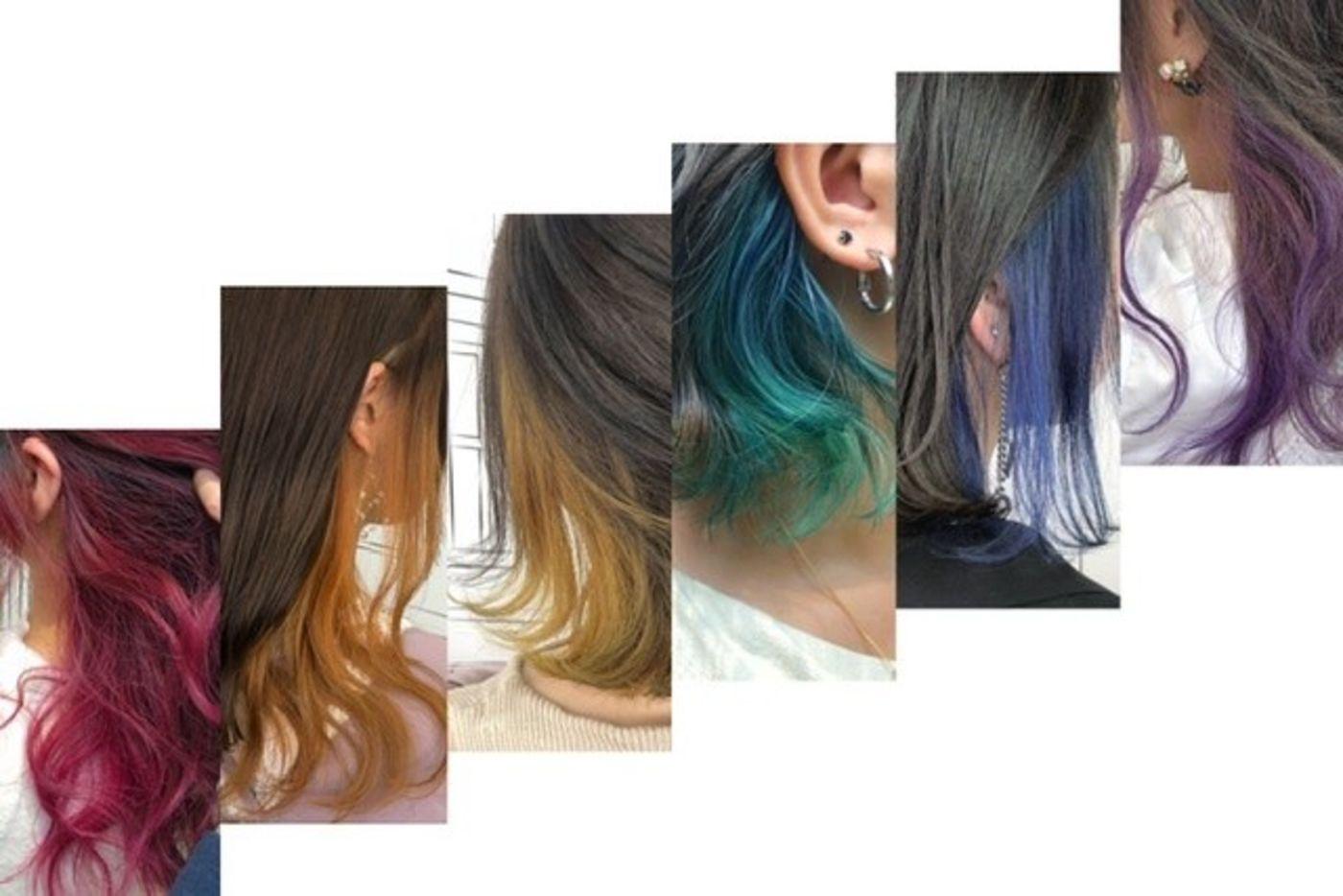 多様性が認められる時代に〜あなたの『色』を表現しませんか?【派手髪&鬼滅カラー】