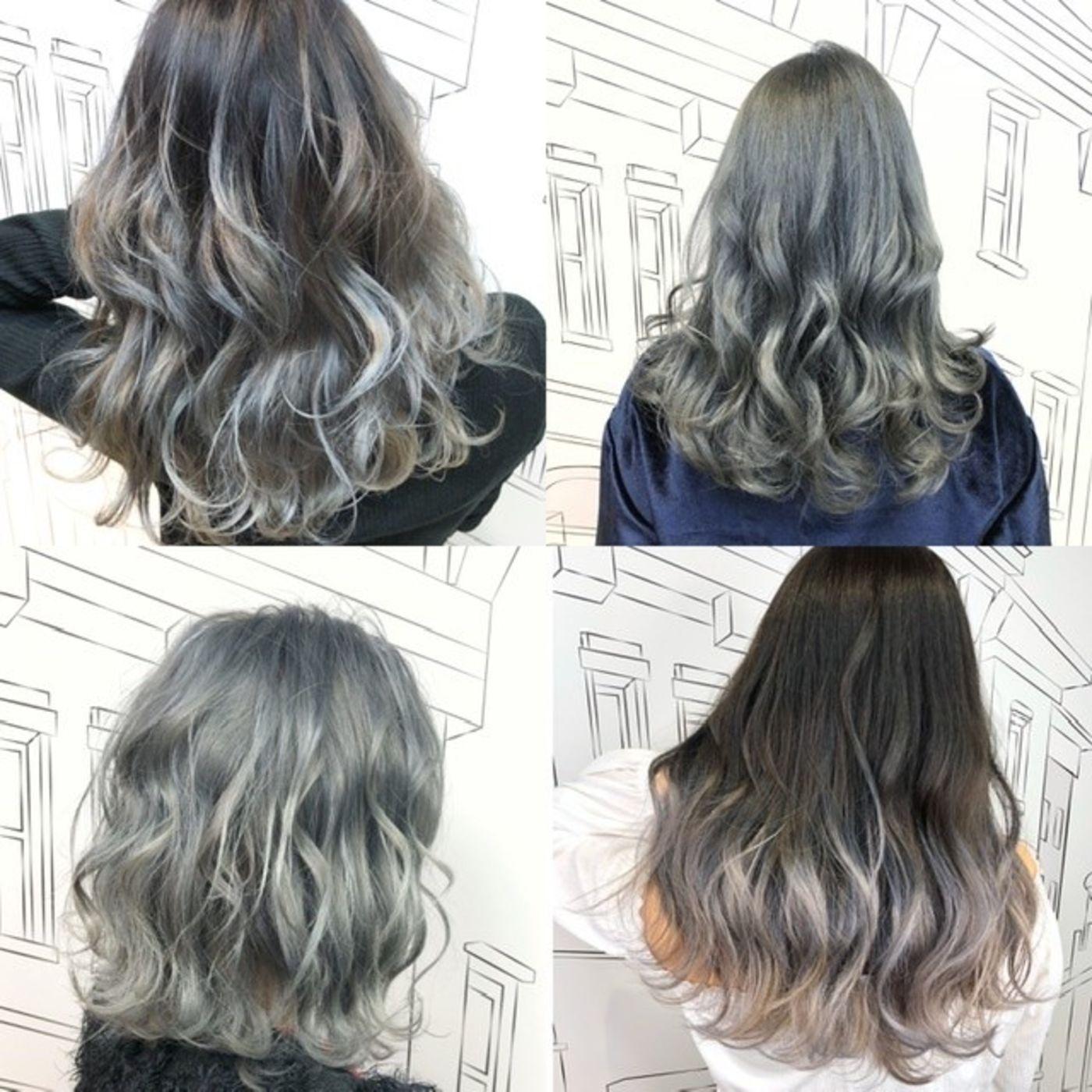 美容師がすすめる派手髪は『シルバー』