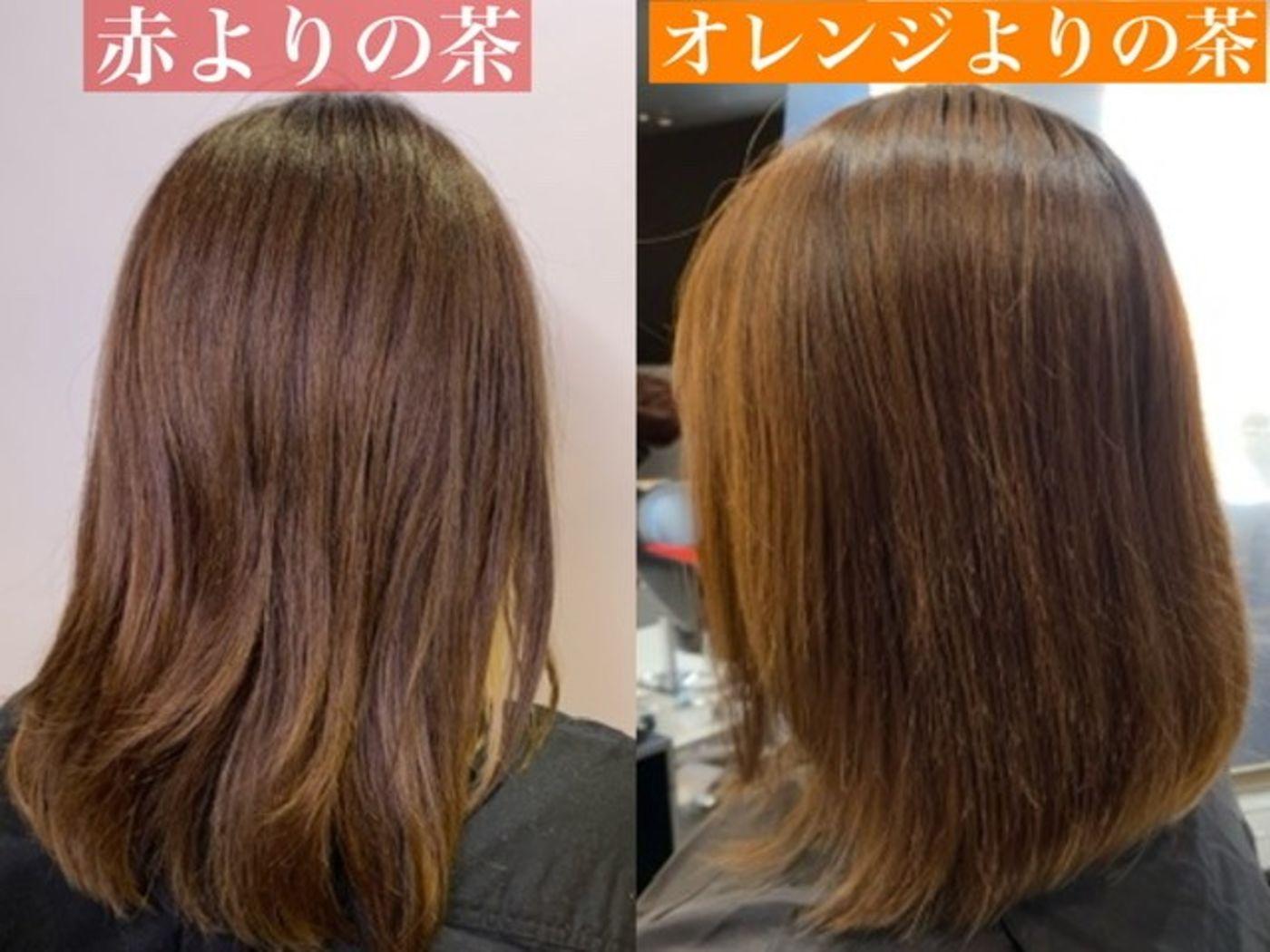日本人『こんなお悩みの方』染めても赤やオレンジっぽさが出る
