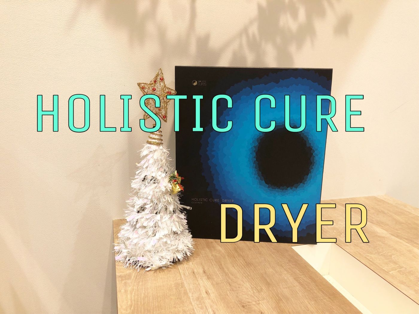 1.HOLISTIC CURE DRYER