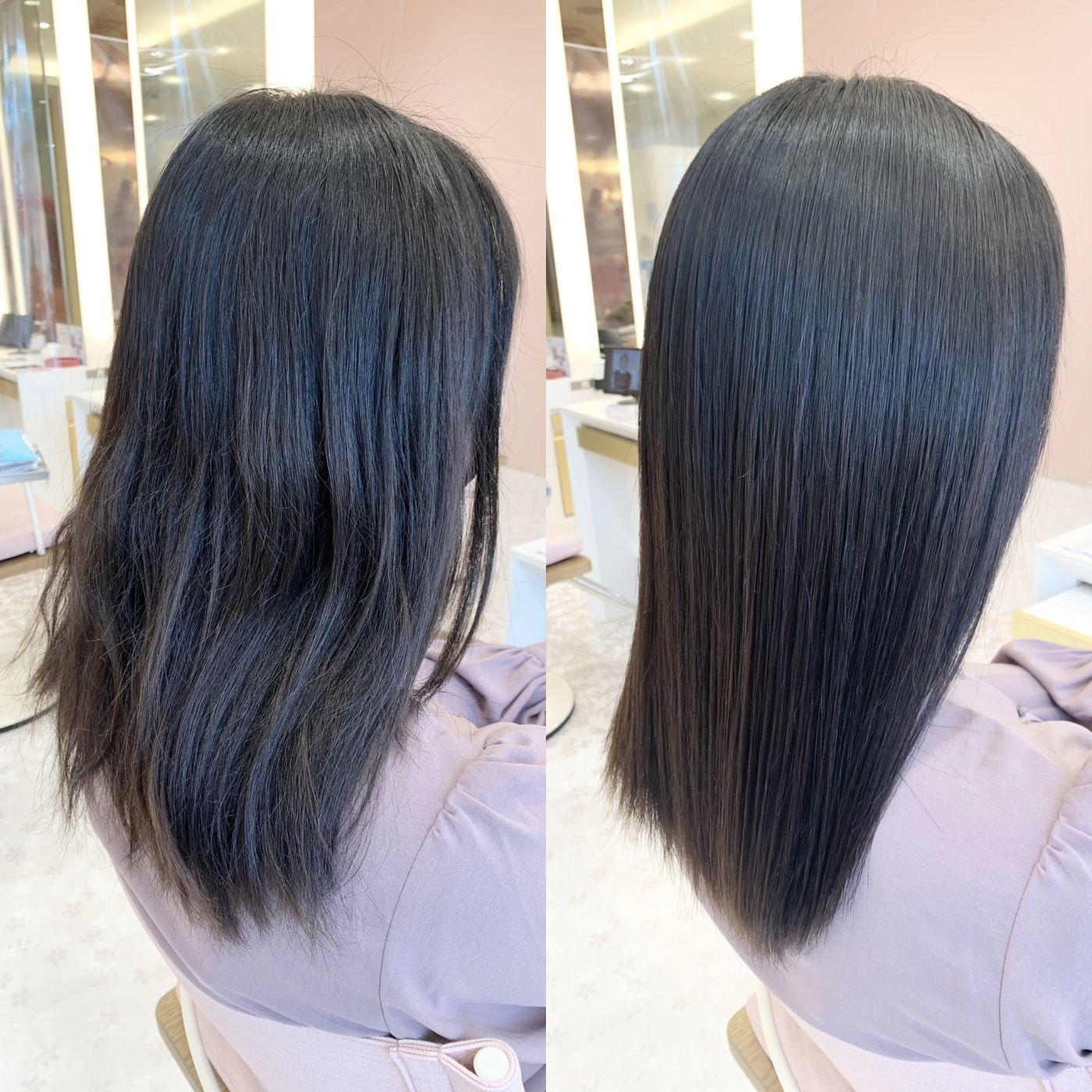 ・髪質改善チューニング