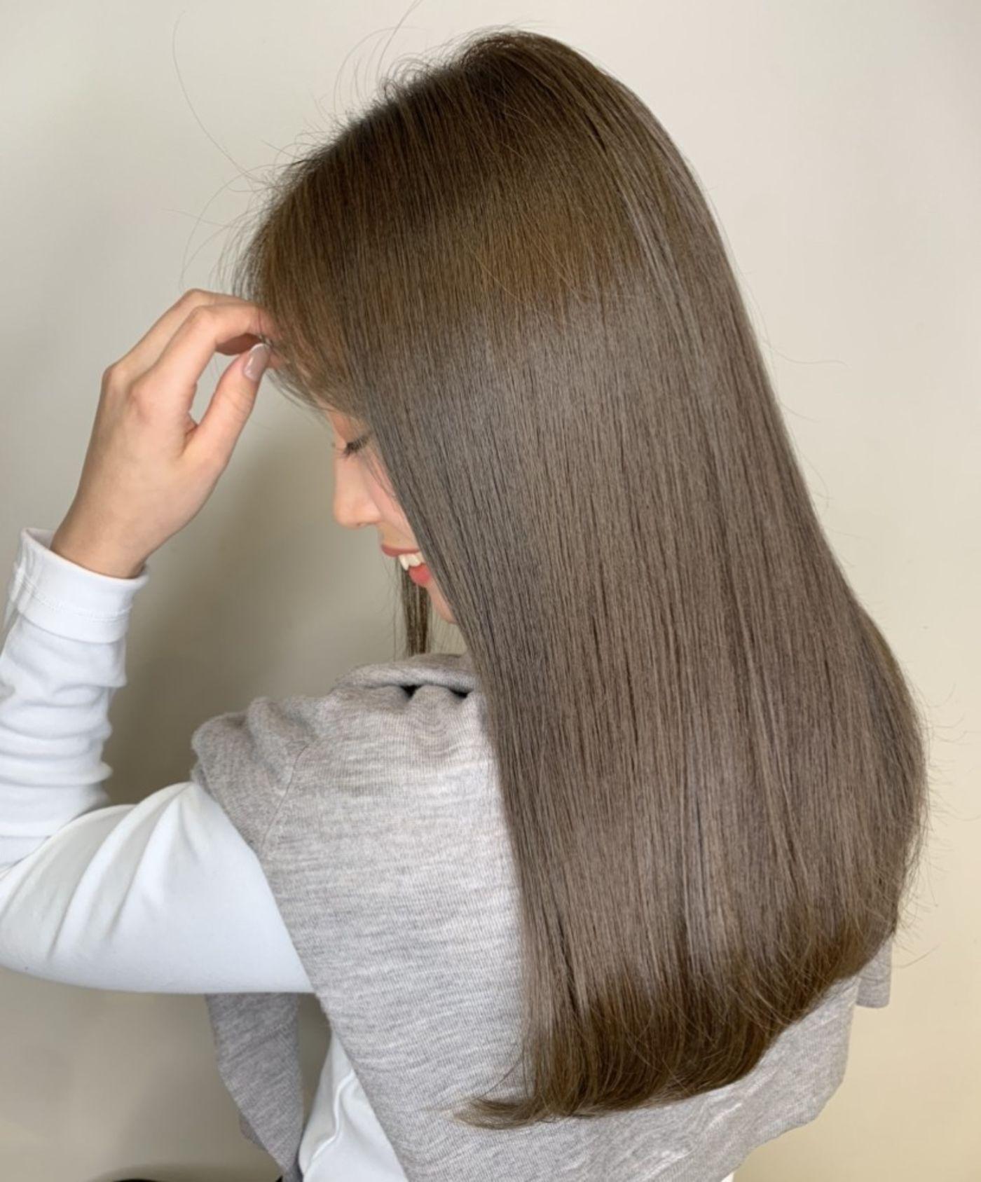 髪の毛を本当に綺麗にしていきたい