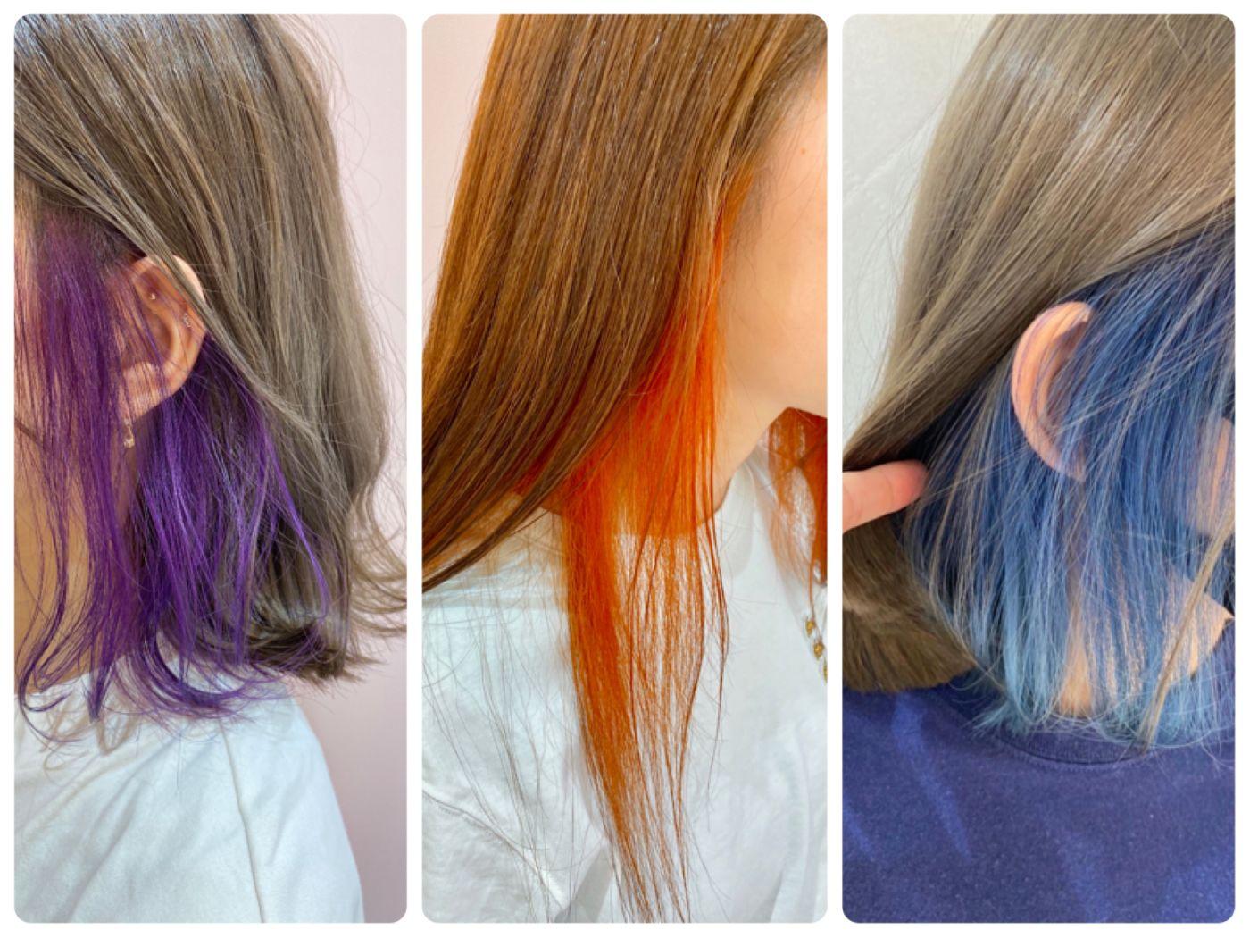 まずはお気に入りの色を探してみましょう!