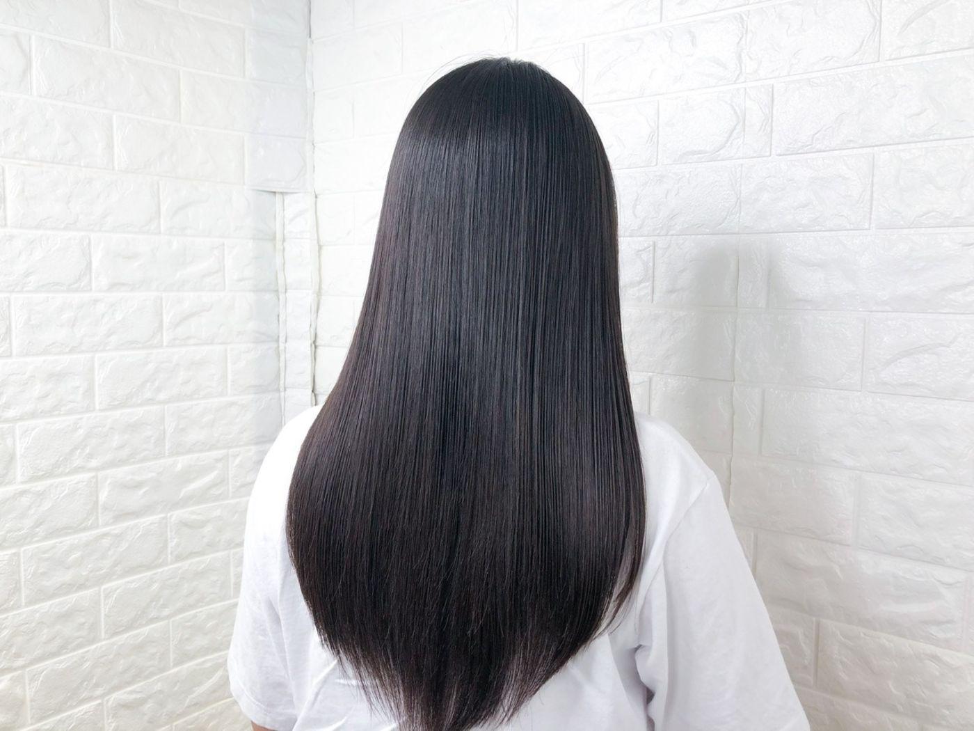 髪質を改善する「酸熱トリートメント」って何?