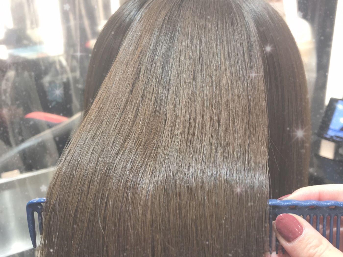 髪の毛の扱い方
