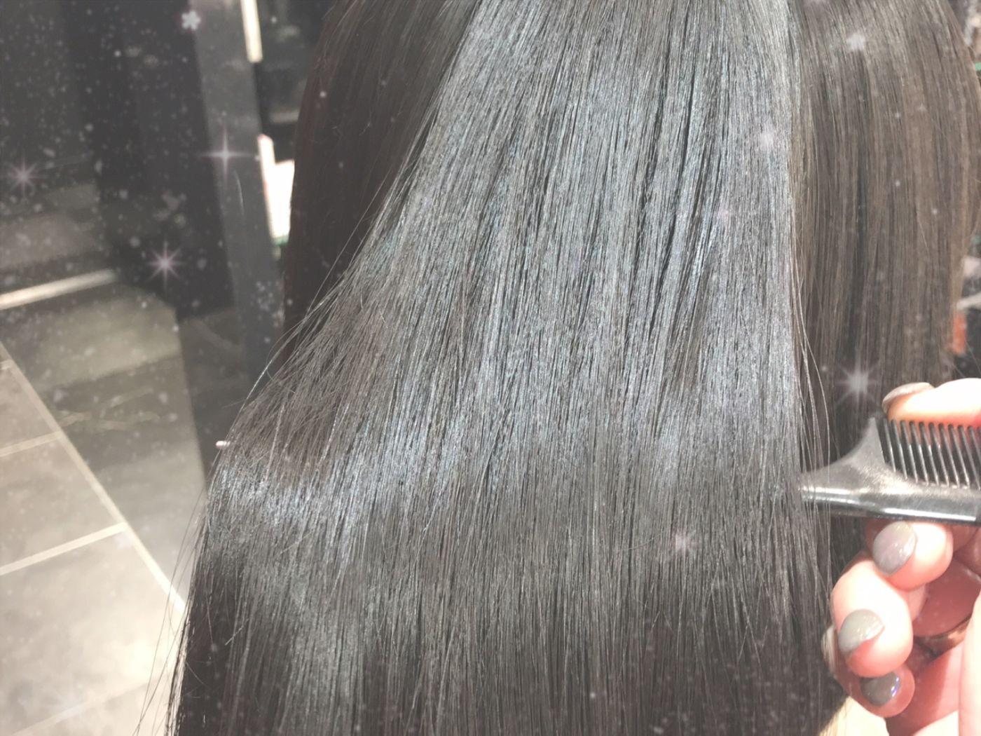 髪の毛の乾かし方