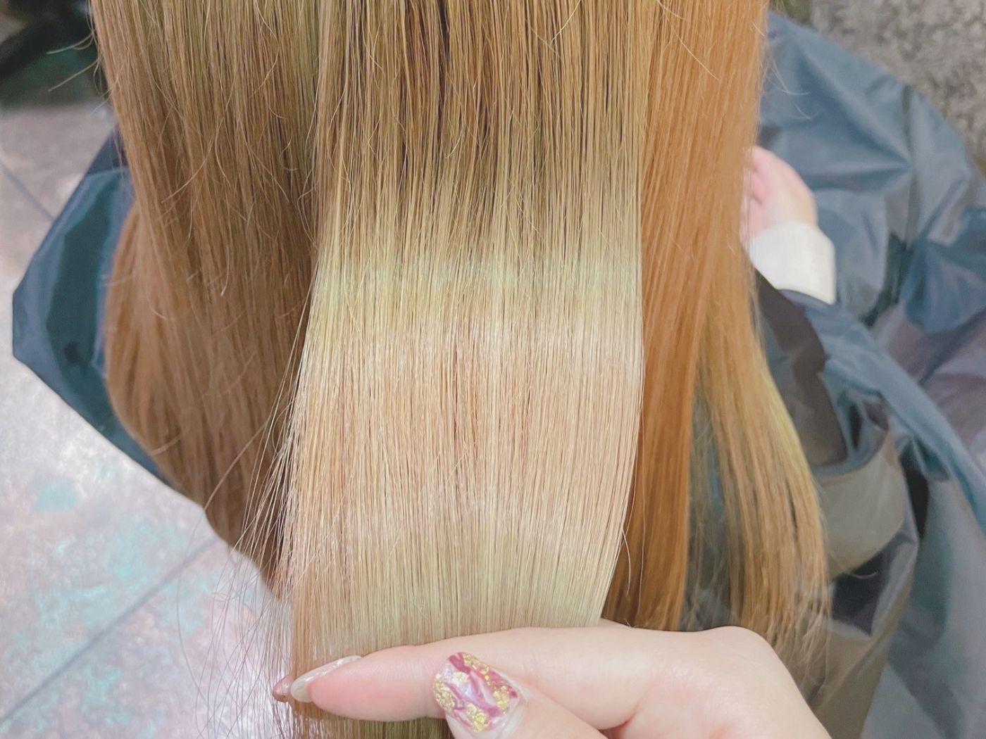 この美髪を維持するためには?