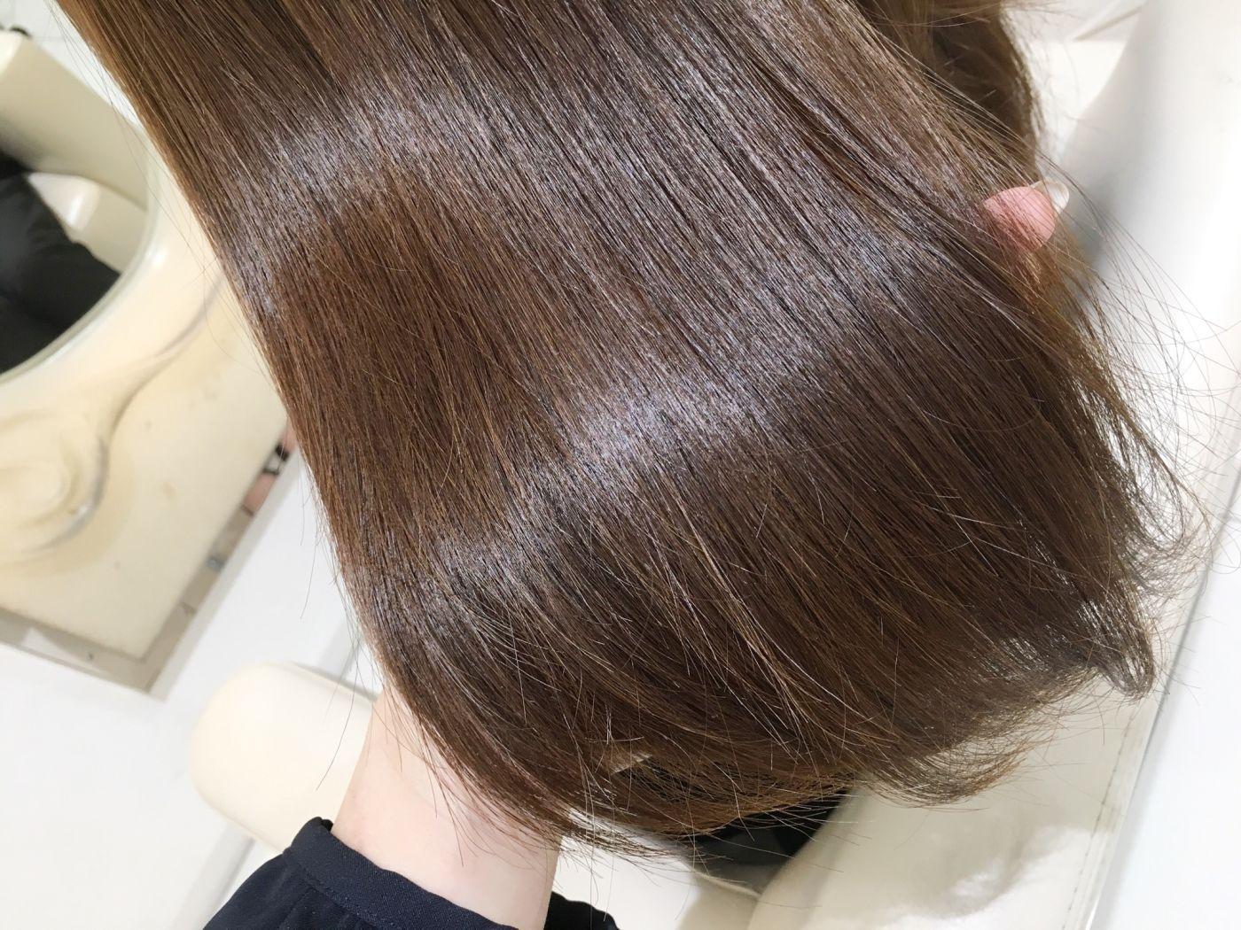 今日から美髪を手にいれましょう♪