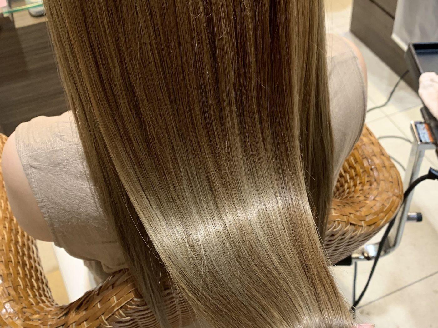 酸熱トリートメントがおすすめなのはこんな髪質