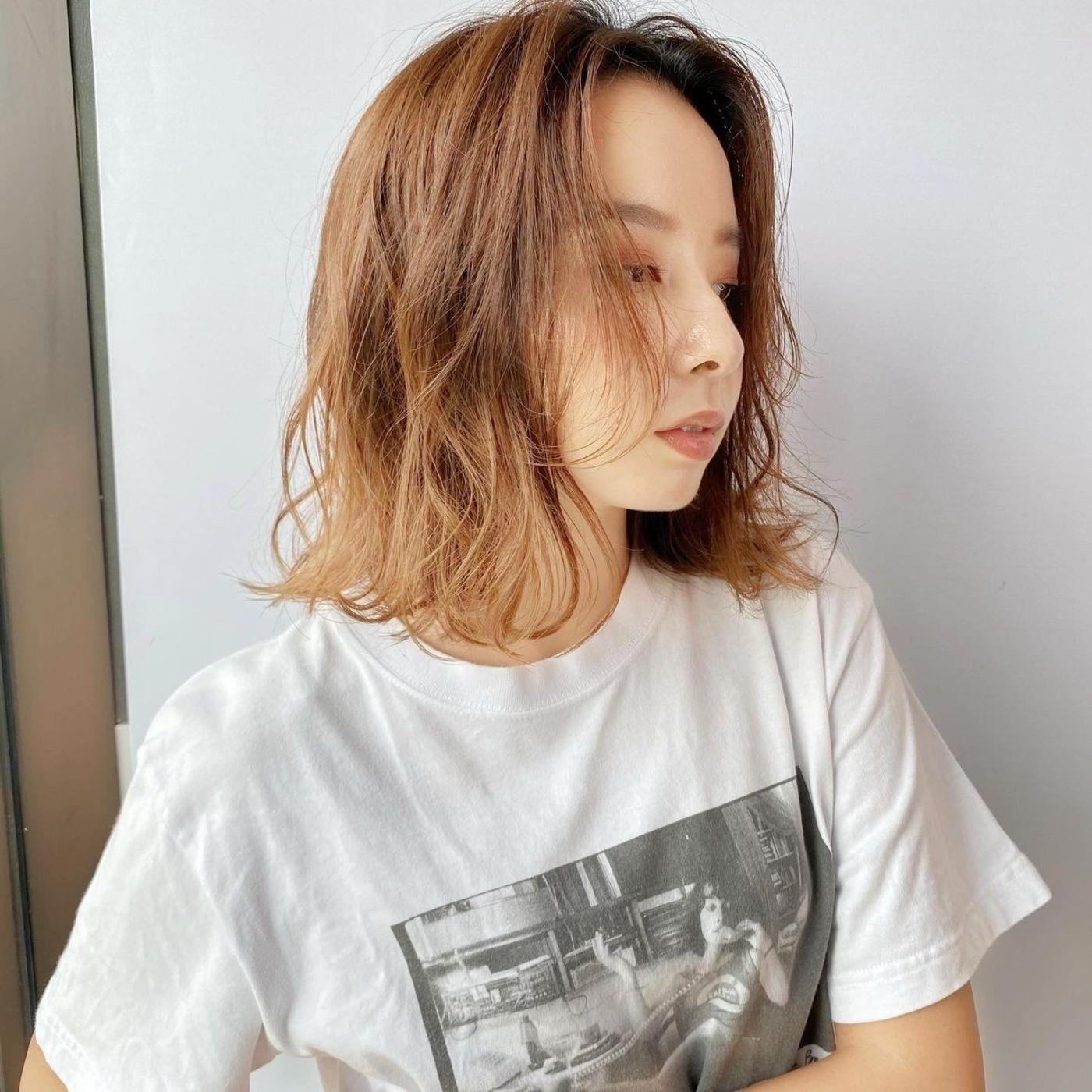 【シークレットハイライト】で新しい髪色を☆