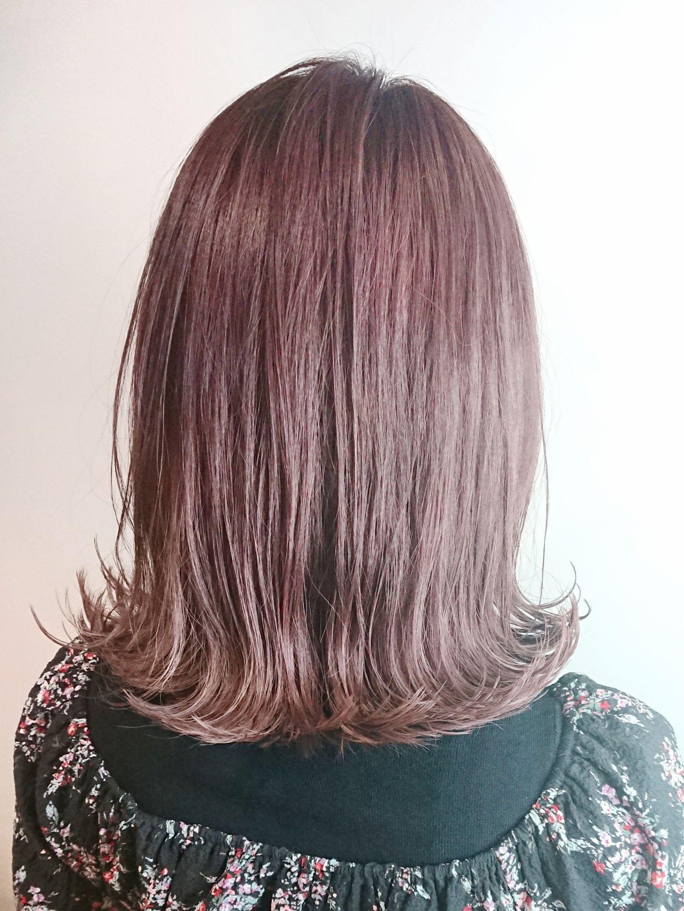 イエベ春 ②ピンクカラー