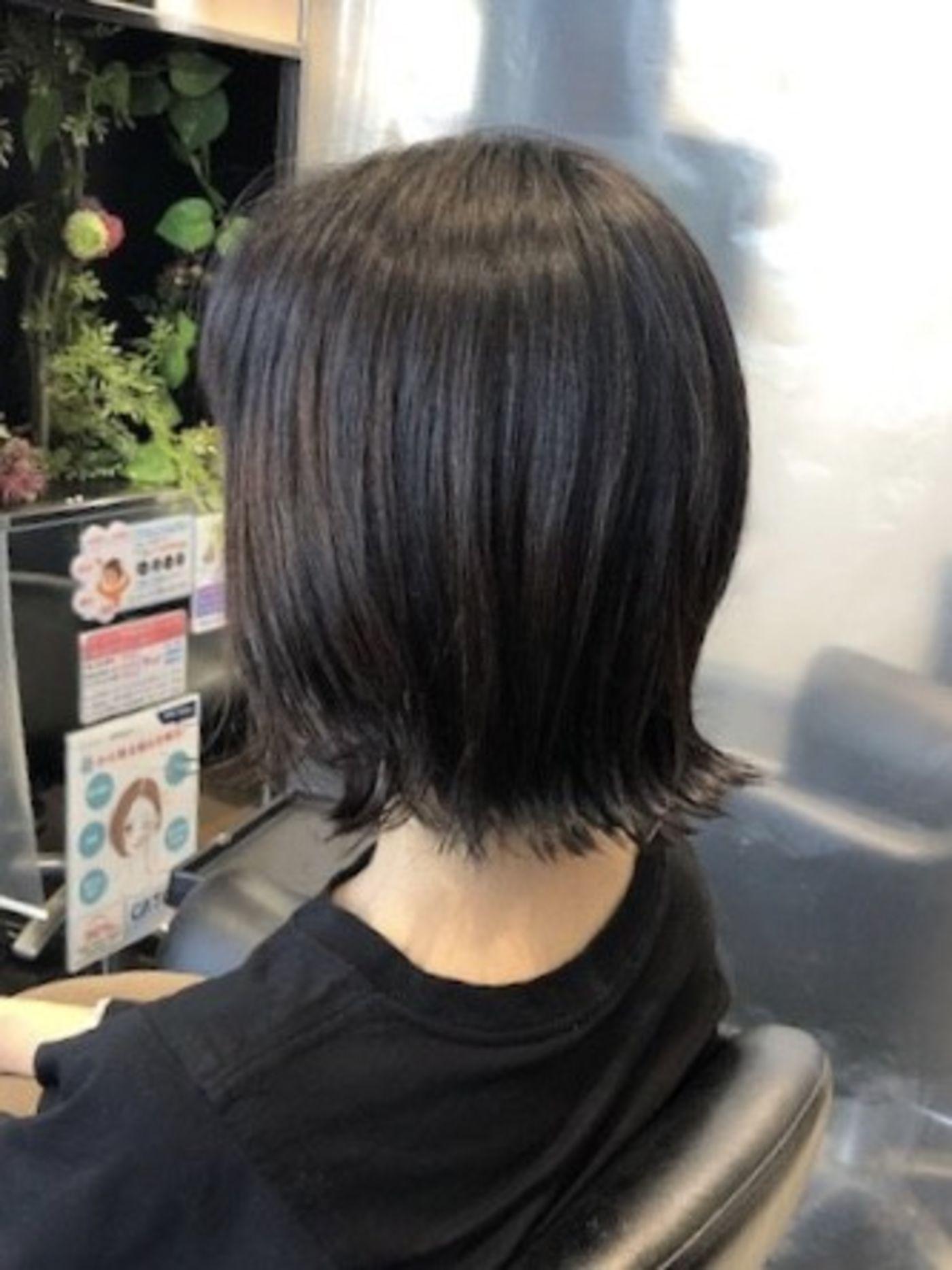 【直毛の場合って??】