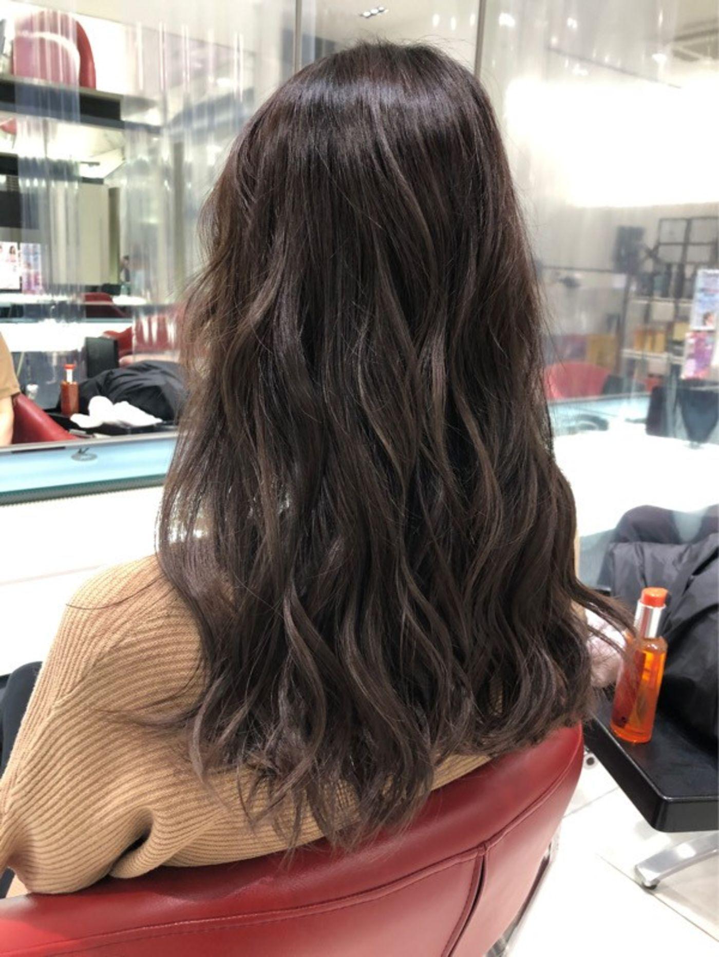 自分の髪の状態