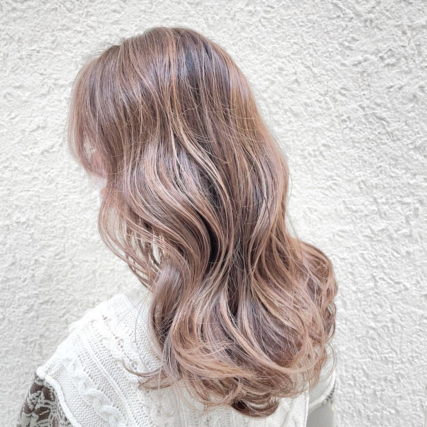 方法② 【ハイライト】を使って白髪ぼかし&明るくする