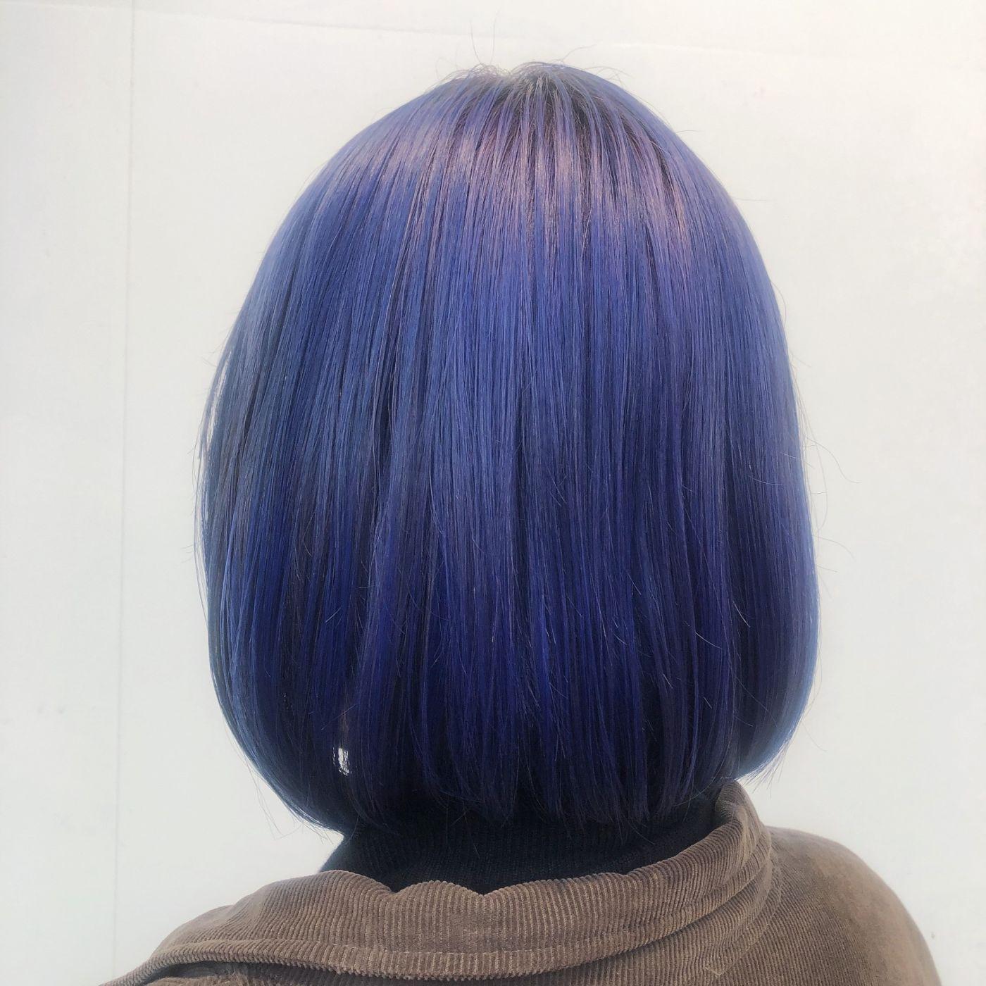 タンバルモリ navy purple