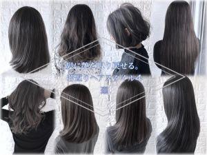 人の印象は髪が9割⁉縮毛矯正で髪にツヤを足して若魅せしませんか?