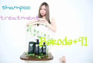 自然派シャンプー&トリートメント【Baroda+91】バローダ