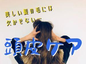 【美容師がオススメする】髪の毛を美しく生やすための~頭皮ケア方法~