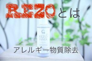 【アレルギー対策】REZOINNER(レザインナー)を利用したレゾカラーとは
