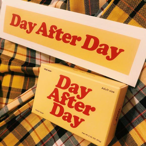韓国発!《Day After Day》のPOPな石鹸♡