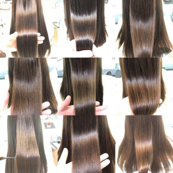 美しいヘアスタイルを手に入れる方法☆
