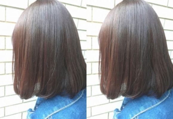 イルミナカラー【オーキッド】で褪色して黄色味が出てきた髪を綺麗にしませんか?