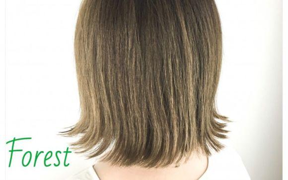 色味が変われば髪質まで変わる!?そんなイルミナカラー『フォレスト』は魅力的(✩´艸`)