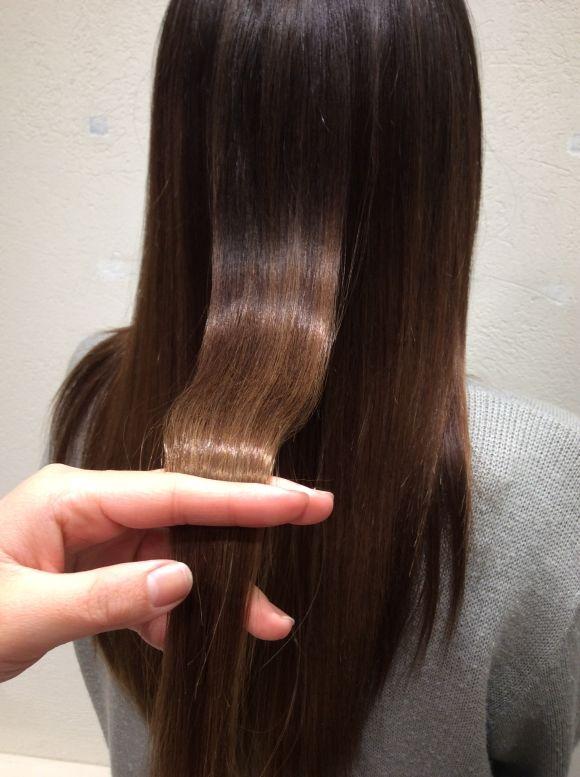 家での髪のケア方法
