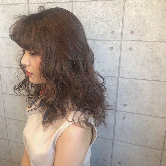 イルミナカラーで憧れの《 髪の毛を柔らかくみせる》ベスト3