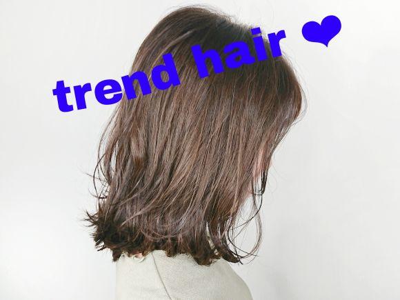 トレンドガール♡20代女子にオススメのオシャレな髪型