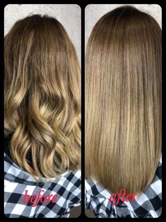 ダメージ毛の方への新しい髪質改善