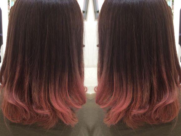 イルミナカラーで出来る艶髪カラー