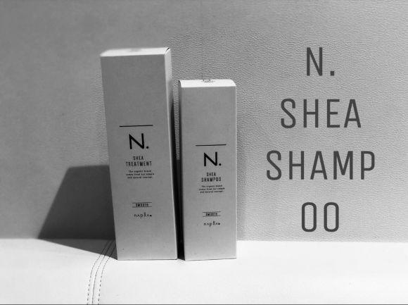 【冬の美髪ケアにおすすめ】-N.SHEA SHAMPOO-