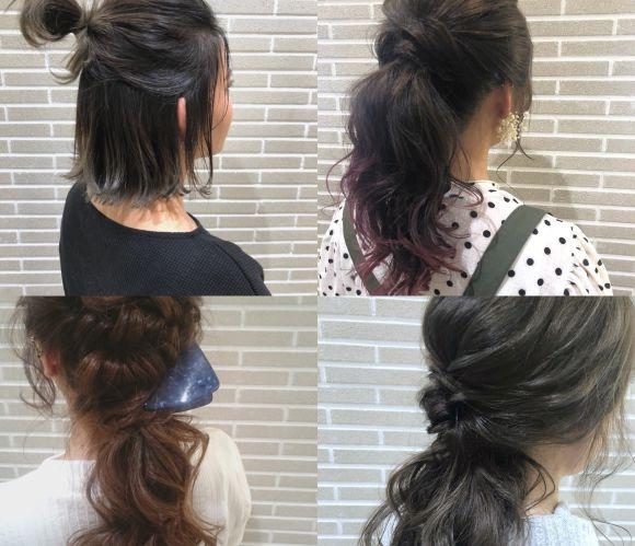 卒業式や入学式にも使えるヘアアレンジ!春はオシャレをしてお出掛けしましょう!!