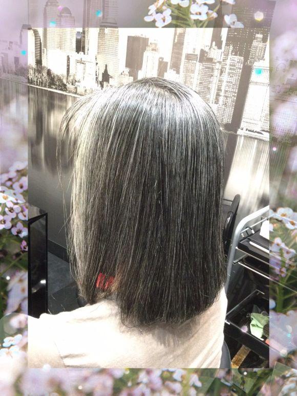 白髪の原因は何でしょう?〜白髪予防や対策〜