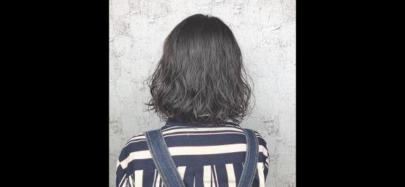 パーマのスタイリング方法☆