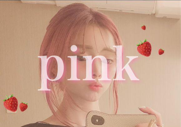 1度はやってみたぃ!pink!pink!pink!