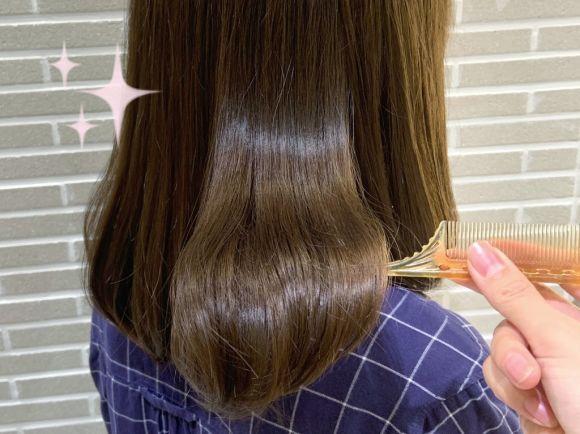 【NO-A】ケイ素の力で艶髪に☆