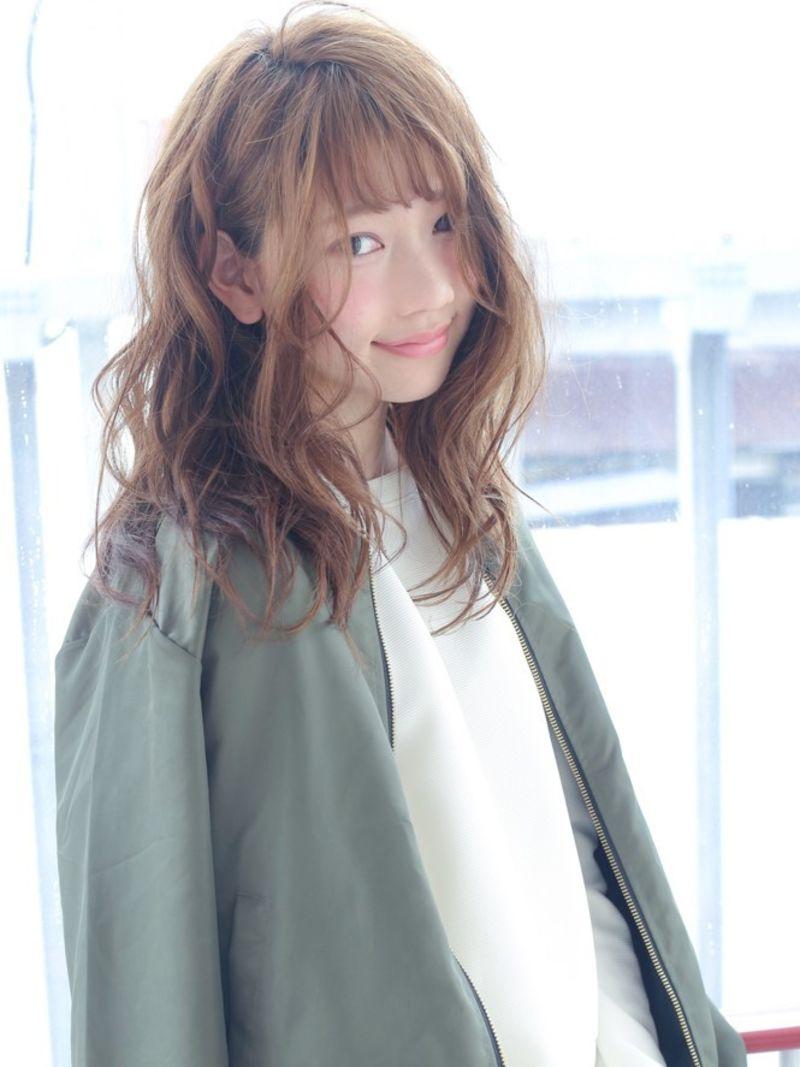 【NYNY】外国人風ハイライト×アッシュベージュ透明感カラー