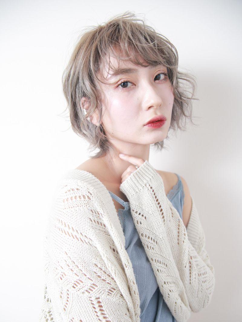 【ニュアンスパーマ】ウルフレイヤー③