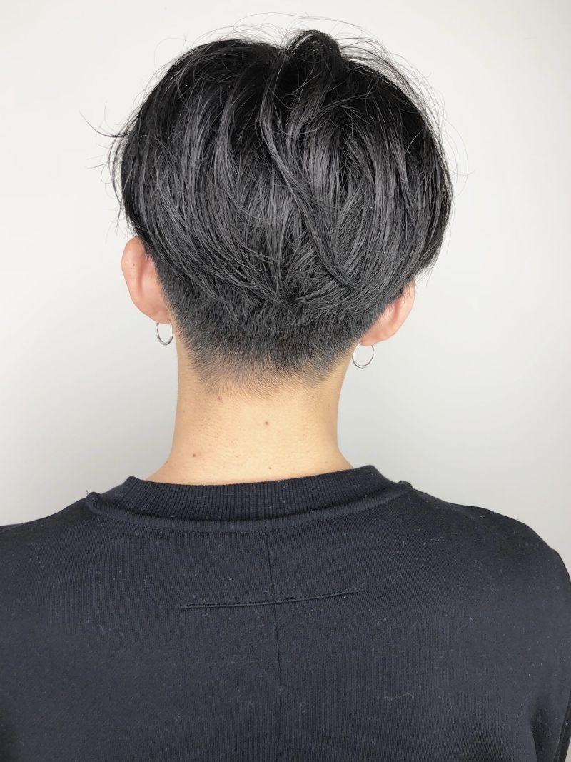 【2ブロック】【パーマ】ナチュラルメンズスタイル②