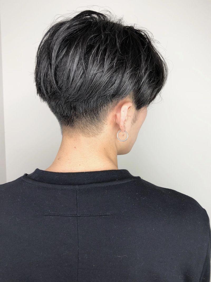 【2ブロック】【パーマ】ナチュラルメンズスタイル④