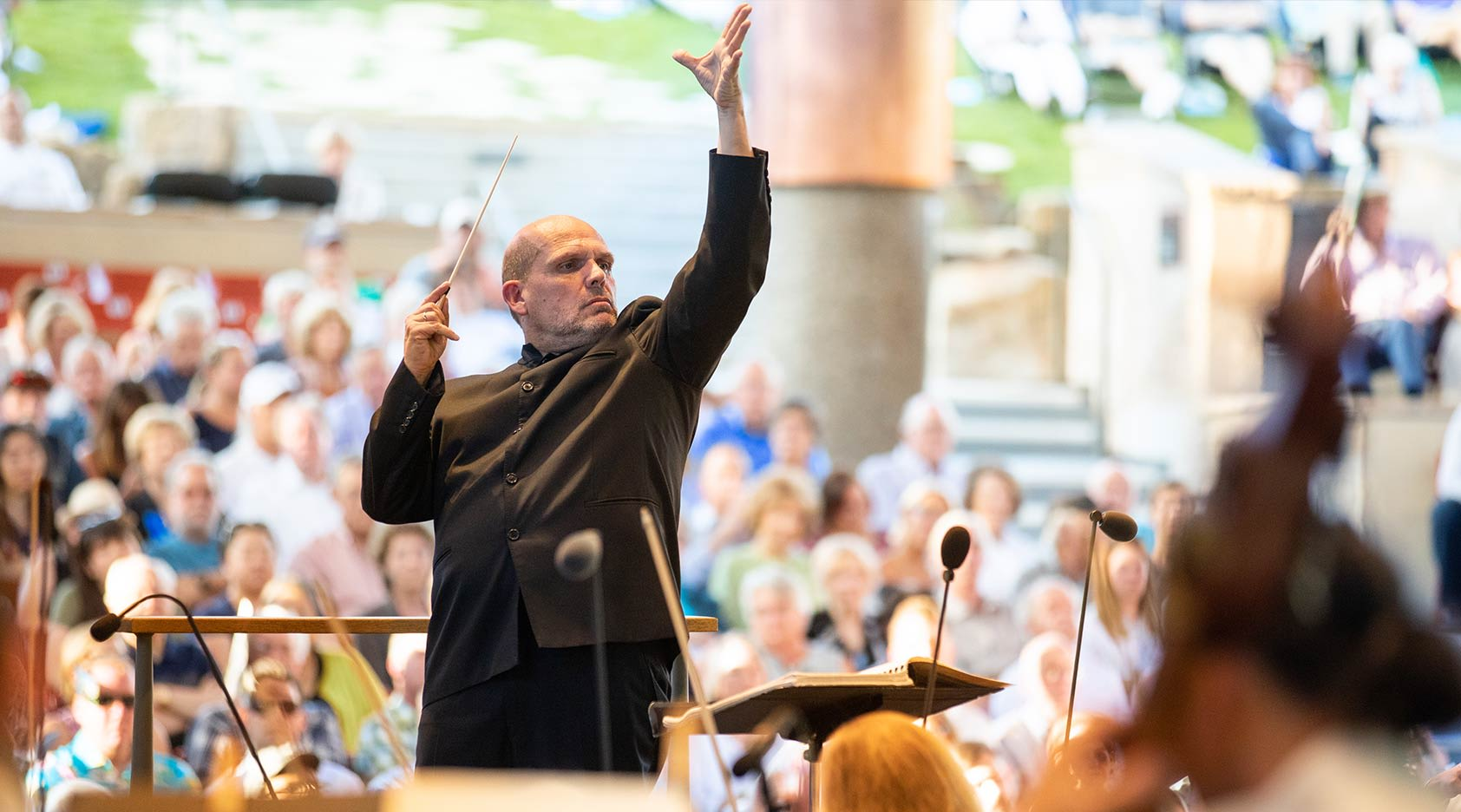 CANCELLED: Bravo! Vail: Jaap van Zweden Conducts Mahler's Symphony No. 1