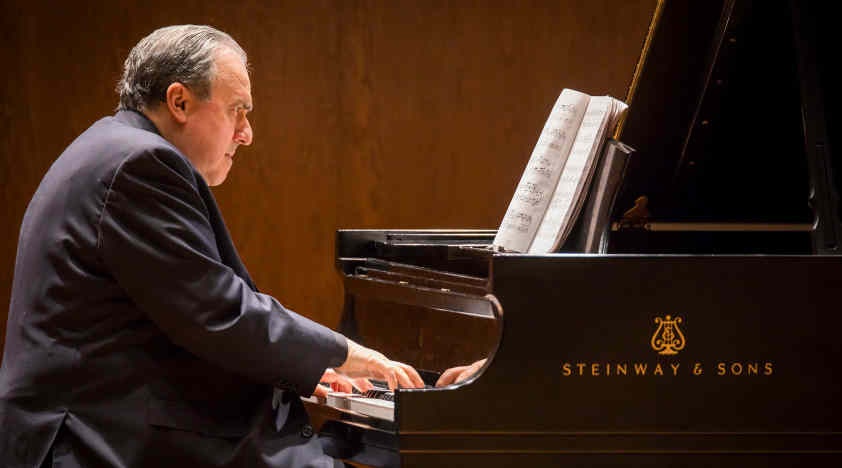 Yefim Bronfman at 92Y