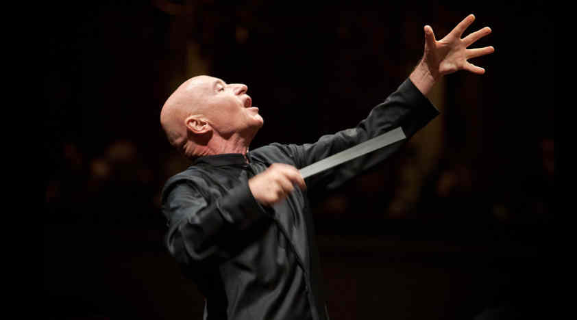 Eschenbach Conducts Mozart and Bruckner
