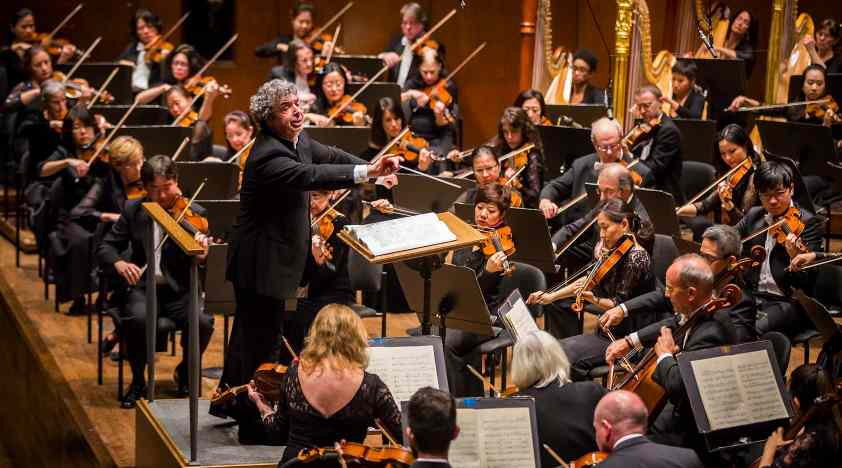 Bychkov Conducts <em>An Alpine Symphony</em>