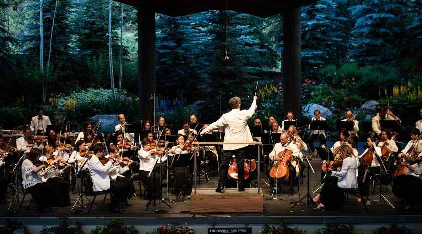 Bravo! Vail: Gilbert Conducts Mozart and Berlioz