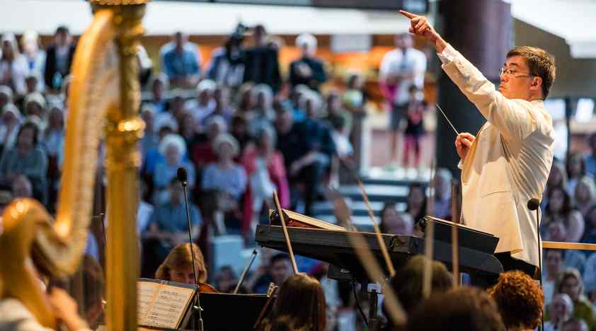 Bravo! Vail: Gilbert Conducts Beethoven's Ninth