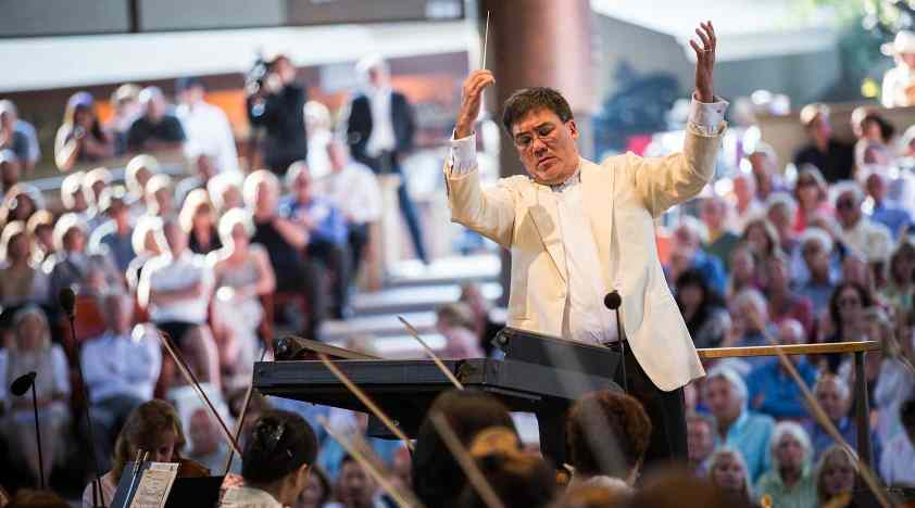 Bravo! Vail: Gilbert Conducts Mahler