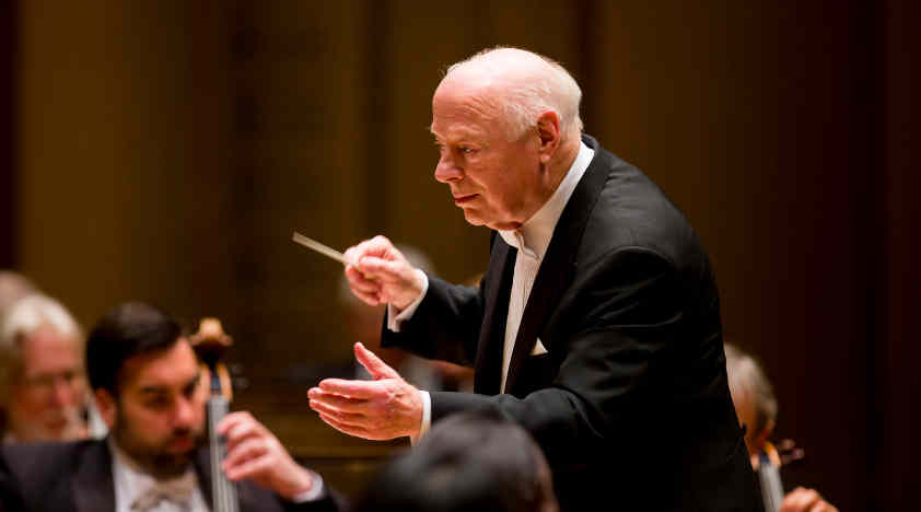 Haitink Conducts Mozart and Bruckner